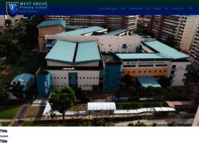 westgrovepri.moe.edu.sg