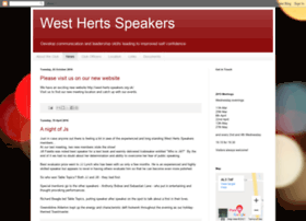 westhertsspeakers.blogspot.co.uk