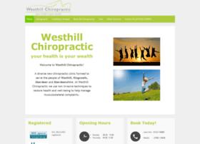 westhillchiropracticclinic.com