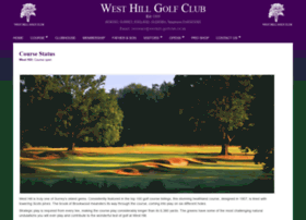 westhillgc.co.uk