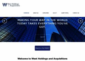 westholdingsgroup.com