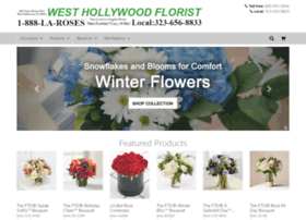 westhollywoodflorist.com