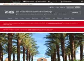 westinmissionhills.com
