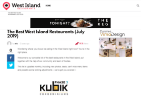 westislandrestaurants.com