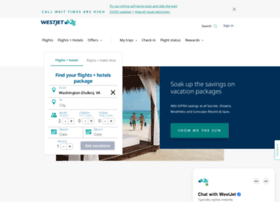 westjetvacations.com