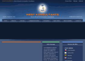 westkonsultants.com