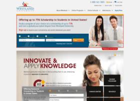 westlanduniversity.com