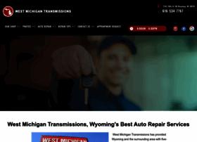 westmichigantransmission.com