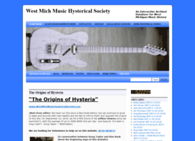 westmichmusichystericalsociety.com