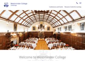 westminster.cam.ac.uk