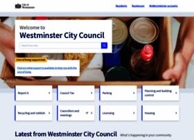 westminster.gov.uk