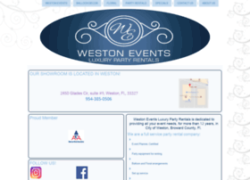 weston-events.com