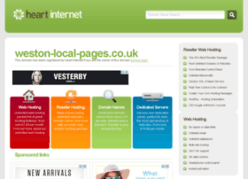 weston-local-pages.co.uk