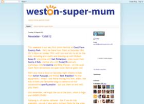 westonsupermum.blogspot.com