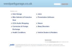 westparkgarage.co.uk