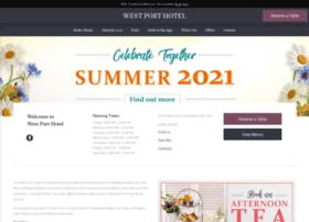 westporthotel.co.uk
