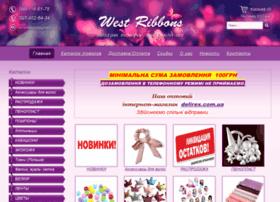 westribbons.com.ua