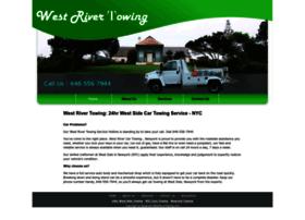 westrivertowing.com