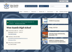 westseattlehs.seattleschools.org