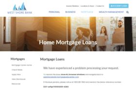 westshorebank.mortgagewebcenter.com