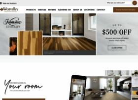 westvalleyflooring.com