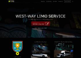 westwaylimo.com