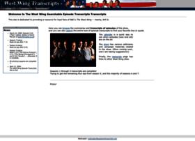 westwingtranscripts.com