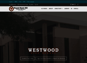 westwood.roundrockisd.org