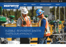 westwoodelectric.com