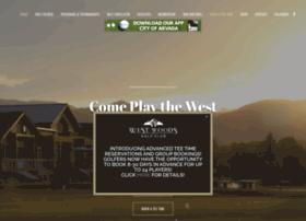 westwoodsgolf.com