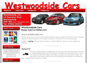 westwoodsidecars.co.uk