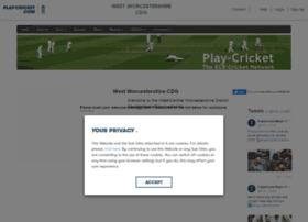 westworcscdg.play-cricket.com