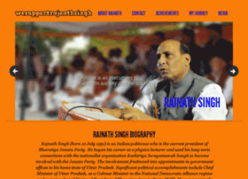 wesupportrajnathsingh.in