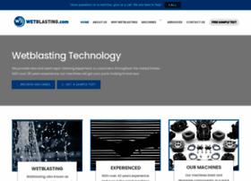 wetblasting.com