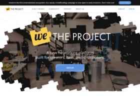 wetheproject.com