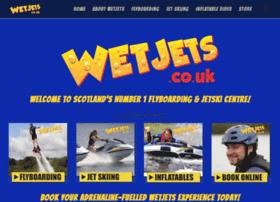 wetjets.co.uk