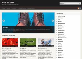 wetpluto.com