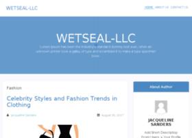 wetsealinc.com