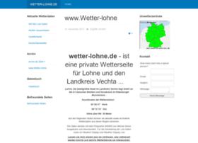 wetter-lohne.de