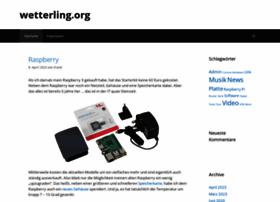 wetterling.net