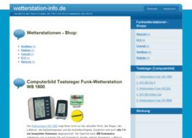 wetterstation-info.de