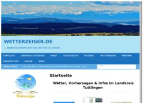 wetterzeiger.com
