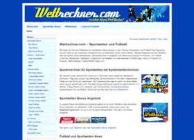 wettrechner