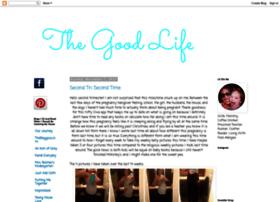 wevegotthegoodlife.blogspot.com