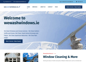 Wewashwindows.ie