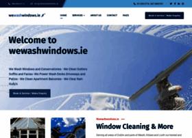 wewashwindows.ie