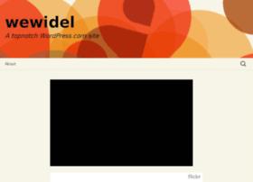 wewidel.wordpress.com