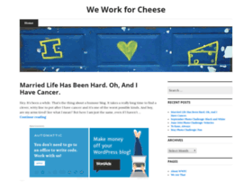 Weworkforcheese.com