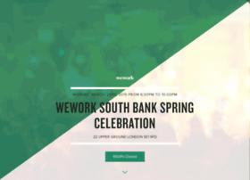 weworklondonspring.splashthat.com