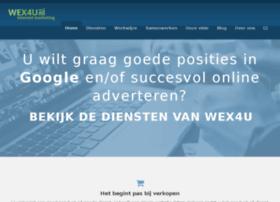 wex4u.nl